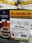 Milk Stout by Brewers Best 5 Gallon Beer Ingredient Kit Home Brewing Kit