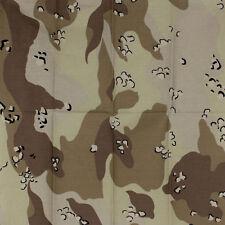 Biker Desert Storm camo Tarn FLECTARN pañuelo bandana pañuelo pañuelo nuevo