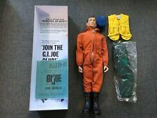 "Custom Hasbro 1/6 Scale 12"" GI JOE Reproduction Fighter Pilot Figure with Box"