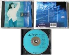 ALICE Il Sole & Mella Pioggia .. 1989 Light Blue EMI CD TOP