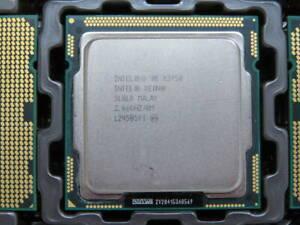 Intel Xeon X3450 2.66GHz/8M 4 Core 8 Thread LGA 1156 CPU (Better than i7 870 860