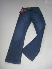 Faded Herren-Jeans mit regular Länge in Plusgröße