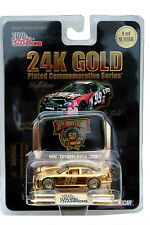 RC 24K Gold Plated Jeff Burton #99 Ford Taurus Exide Batteries