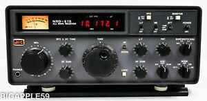 JRC Japan Radio NRD-515 Receiver Shortwave Communications Radio *CLASSIC DX UNIT