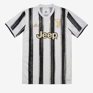 Prima Maglia Juventus Ufficiale Originale Adidas  2020-2021  Home Maglietta Juve
