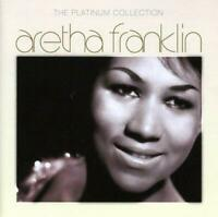 ARETHA FRANKLIN The Platinum Collection (2007) 16-track CD NEW/SEALED