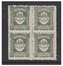 Portuguese Stamp Blocks