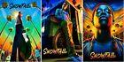 Snowfall Season 1 2 3 Collector Art Posters | Set of 3 | FX | NEW | USA