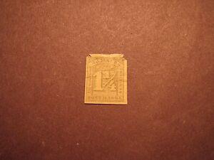 German-Hamburg Stamp Scott# 9 Numeral on Arms MH 1864 L12