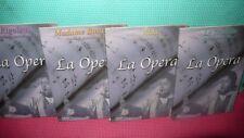 la opera - aida-  traviata - butterfly -rigoletto - luis moreno - 4 dvds