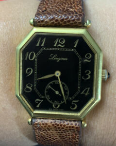 1969 Longines Manual Winding Small Second L846.4 Men's Watch