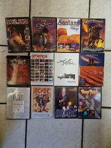 Musik DVD Sammlung