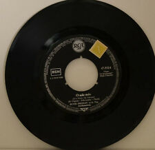 "ELVIS PRESLEY- O SOLE MIO - MAKE ME KNOW IT RCA 47-9314 Single 7"" (J1)"