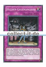 Yugioh LCGX-DE118 Helden-Gegenangriff - 1. Auflage