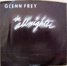 "Glenn Frey - Eagles - THE ALLNIGHTER - Promo 7"" Vinyl Single -NM [1984]"