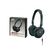 JVC HA-NC250 Headband Headphones - Black