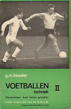 VOETBALLEN II (TECHNIEK) - G.M. Kessler
