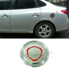 Chrome Fuel Cap Cover Molding Garnish Trim For HYUNDAI 2007-2010 Elantra HD