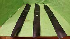 "9 PK. Toro 110-6837-03,112-9759,115-5059-03 High Lift Blades for 50""cut(12273)"