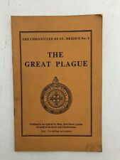 The Great Plague - The Chronicles of St Bride's No. 2