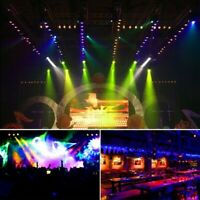 RGB Laser Projector Stage Fairy LED Moving Light Disco DJ Party Lighting Beam