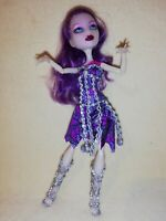 Monster High Spectra Haunted Ex-Display Only. MINT AND AGE DEFYING GHOSTLY BABE!