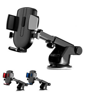 360° Mount Holder Car Windshield Stand Mobile Cell Phone GPS for iPhone Samsung