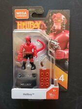 Mega Construx Heroes HELLBOY Series 4  mini Figure