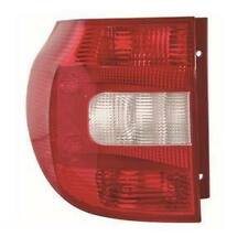 Skoda Yeti Rear Light Unit Passenger's Side Rear Lamp Unit 2009-2013