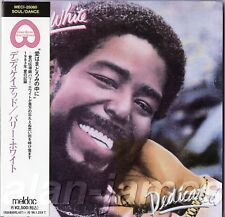 Barry White DEDICATED 1983/1996 Unlimited Gold JAPAN DELUXE MLPS CD OOP RARE
