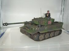 KING AND COUNTRY WS323 GERMAN KELLYS HEROES KARL OTTO TIGER 114 TANK + CREW