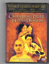 (HV555) Crouching Tiger Hidden Dragon - 2000 DVD