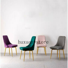 Ins Single Person Sofa Chair Simple Living Room Chair Makeup Home Dining Chair