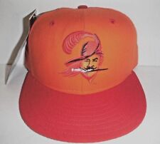 VINTAGE TAMPA BAY BUCCANEERS New Era 5950 FIFTY FITTED SIZE 7 Hat NFL 100%  WOOL 1bc8d5e6b