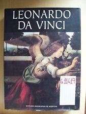 LEONARDO DA VINCI - DE AGOSTINI - 1996