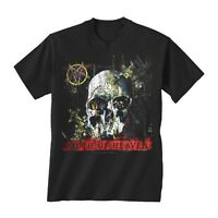 SLAYER T-Shirt South Of Heaven New Authentic Rock Metal Tee S M L XL XXL