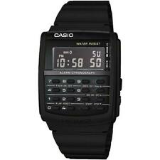 Casio CA506B-1A Vintage 44.9MM Men's Gold-Tone Stainless Steel Watch