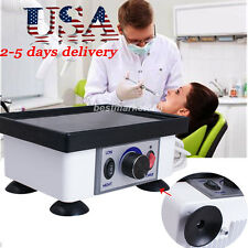 【2-5 Day to USA 】Dental Lab Square Vibrator Model Oscillator equipment 120W FDA