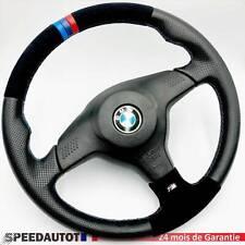 Mise au Point Alcantara Volant BMW E36 E34 E32 E31 avec Airbag