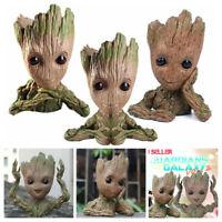 Guardians of The Galaxy Vol. 2 Baby Groot Figure Flowerpot Art Jouet cadeau FR