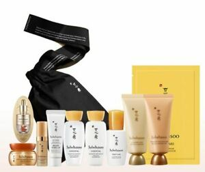 Sulwhasoo First Care Firming Set+Black Pouch Essence Cream Anti-Ageing Skin Care