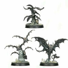 Warhammer Quest Cursed City - Bat Swarms x3, hostile, miniature new