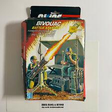 New listing Hasbro G.I.Joe Arah 1984 Bivouac Battle Station Mib Sealed Contents