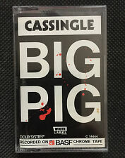 BIG PIG - HUNGRY TOWN - CASSINGLE - 1986 AUSTRALIAN RELEASE CASSETTE