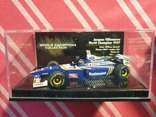 Minichamps 1/43 1997 F1 World Champions Collection Jacques Villeneuve Williams