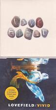 LOVEFIELD - Vivid   - 2 x  CD  Promo