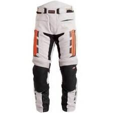 Pantalon urbain argentés pour motocyclette