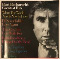 BURT BACHARACH GREATEST HITS CD A&M USA PRESSING
