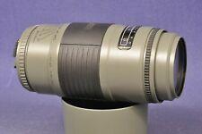 Sigma APO 70 - 210 / 3,5 - 4,5 Tele Zoom in Oliv Grün Safari / Nikon AF