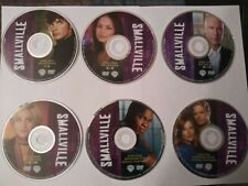 Smallville Complete Season 3 Disc Only